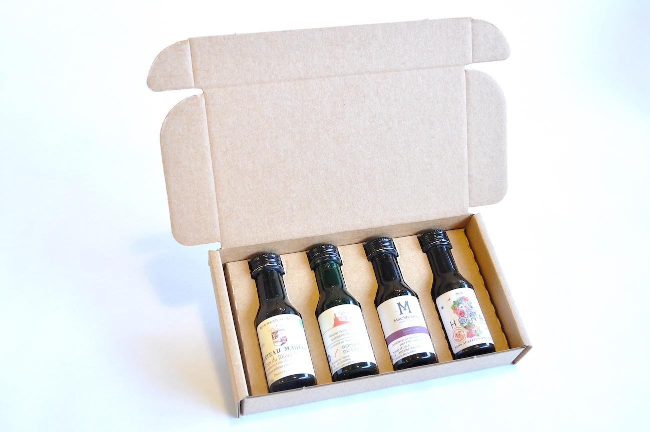 Esempio bottiglie