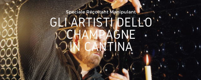Récoltant manipulant in cantina