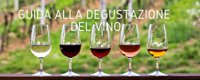 Guida alla degustazione del vino