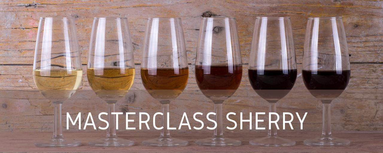 Masterclass Sherry